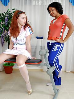 Lesbian Sports Pics